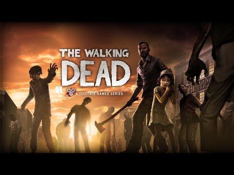 The Walking Dead Game -episode 1 walkthrough A new day full episode