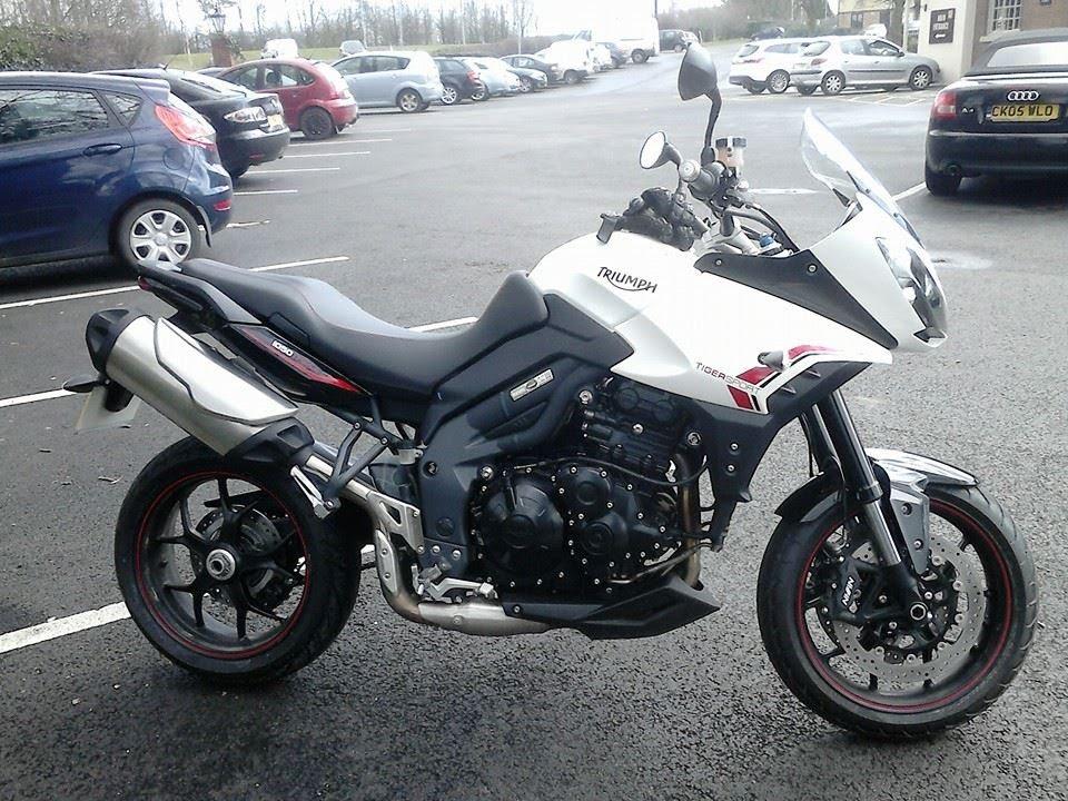 Ride Review  Triumph Tiger  U0026quot Sport U0026quot  1050