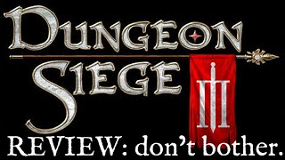 Dungeon Siege 3 (PC) - Review