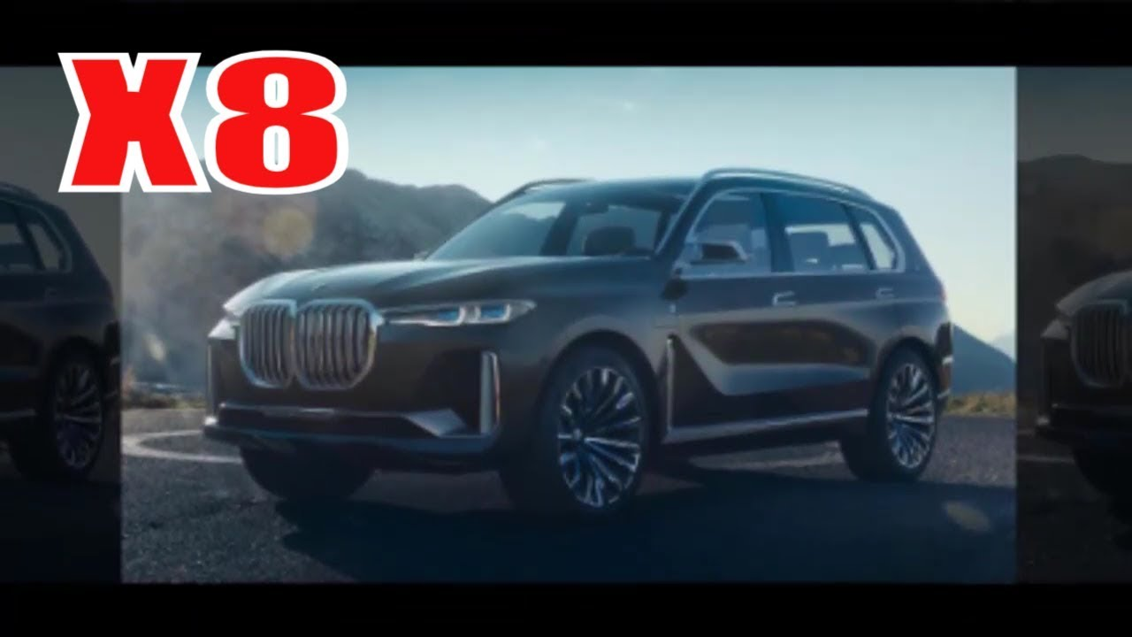 2020 BMW X8 Release Date And Other Details >> 2020 Bmw X8 Suv 2020 Bmw X8 Concept Bmw X8 Suv Coupe To