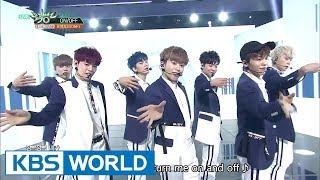 Onf  온앤오프  - Lights On + On/off  Music Bank Hot Debut/ 2017.08.04