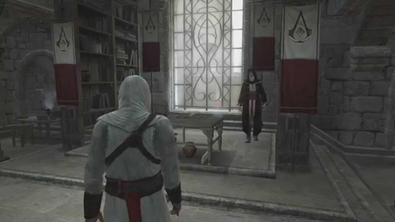 Assassin's Creed (Original) - Al Mualim