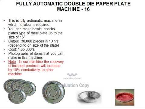 PAPER PLATE MACHINE PRICE  DETAILS  PHOTO SS GROUP OF INDIA - YouTube  sc 1 st  YouTube & PAPER PLATE MACHINE PRICE  DETAILS  PHOTO SS GROUP OF INDIA ...