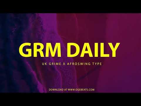 "FREE) ""GRM Daily"" | UK Grime x Afrobeats Type Beat | Free Beat, UK Rap x Afroswing Instrumental 2019"