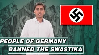 Why Did The People Of Germany Banned The Swastika?