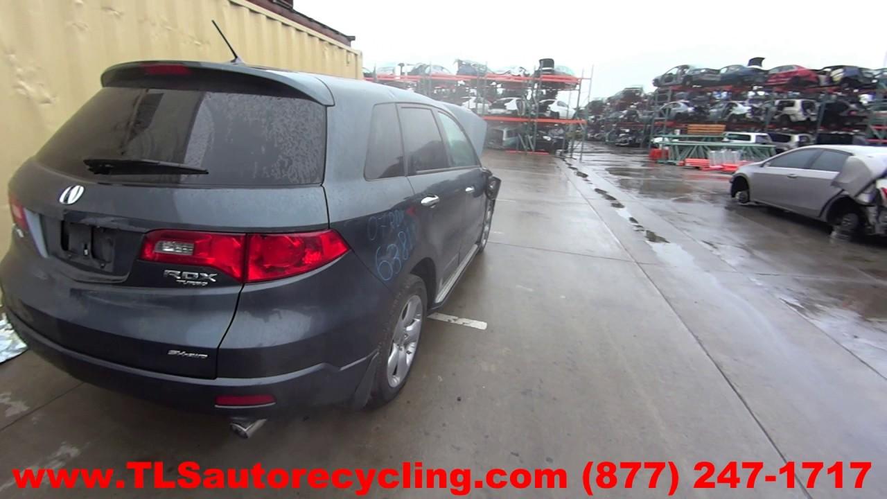 Acura RDX Parts For Sale Year Warranty YouTube - Acura rdx parts