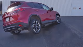 Mazda Cx-5 GT 2016 - Awd diagonal test