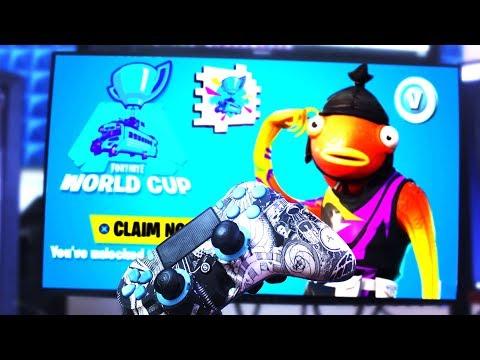 3 Days To Redeem Fortnite World Cup Rewards & Bundle! (Fortnite World Cup Skin Bundle)