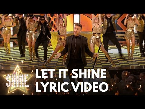 Welcome to Let It Shine [Lyric video] - Let It Shine - BBC One
