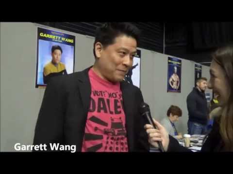 Garrett Wang (Star Trek) Interview - Film & Comic Con Newcastle 28/03/15