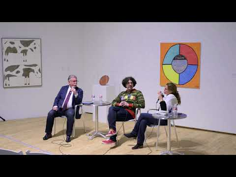 Talk | The Artist and the Institution: Contemporary and Future Practices