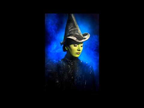 I'm not that gir - Wicked UK tour- Opening night Southampton