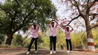 yahin hoon main ayushman khurrana dance
