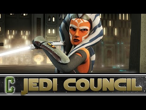 Will Ahsoka Make Her Live Action Debut? - Collider Jedi Council