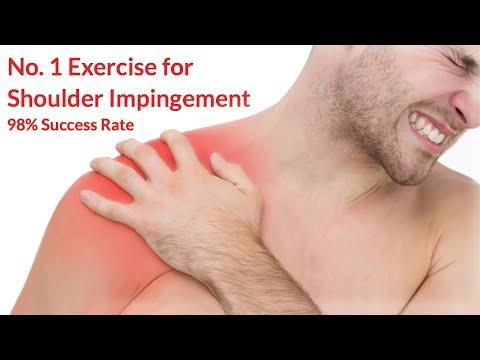 No 1 Exercise  for Shoulder Impingement (98% Success Rate!)