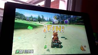 Chocar Velocidad Y Diversión! / Mario Kart 8 Deluxe