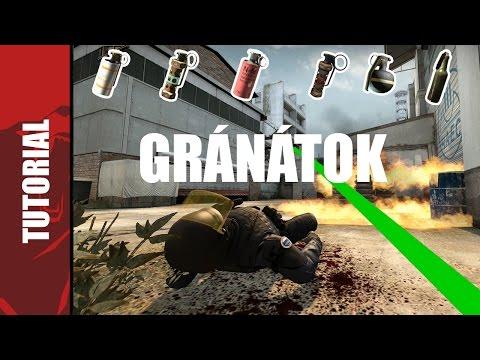 CS:GO - Amit a gránátokról feltétlenül tudni kell thumbnail