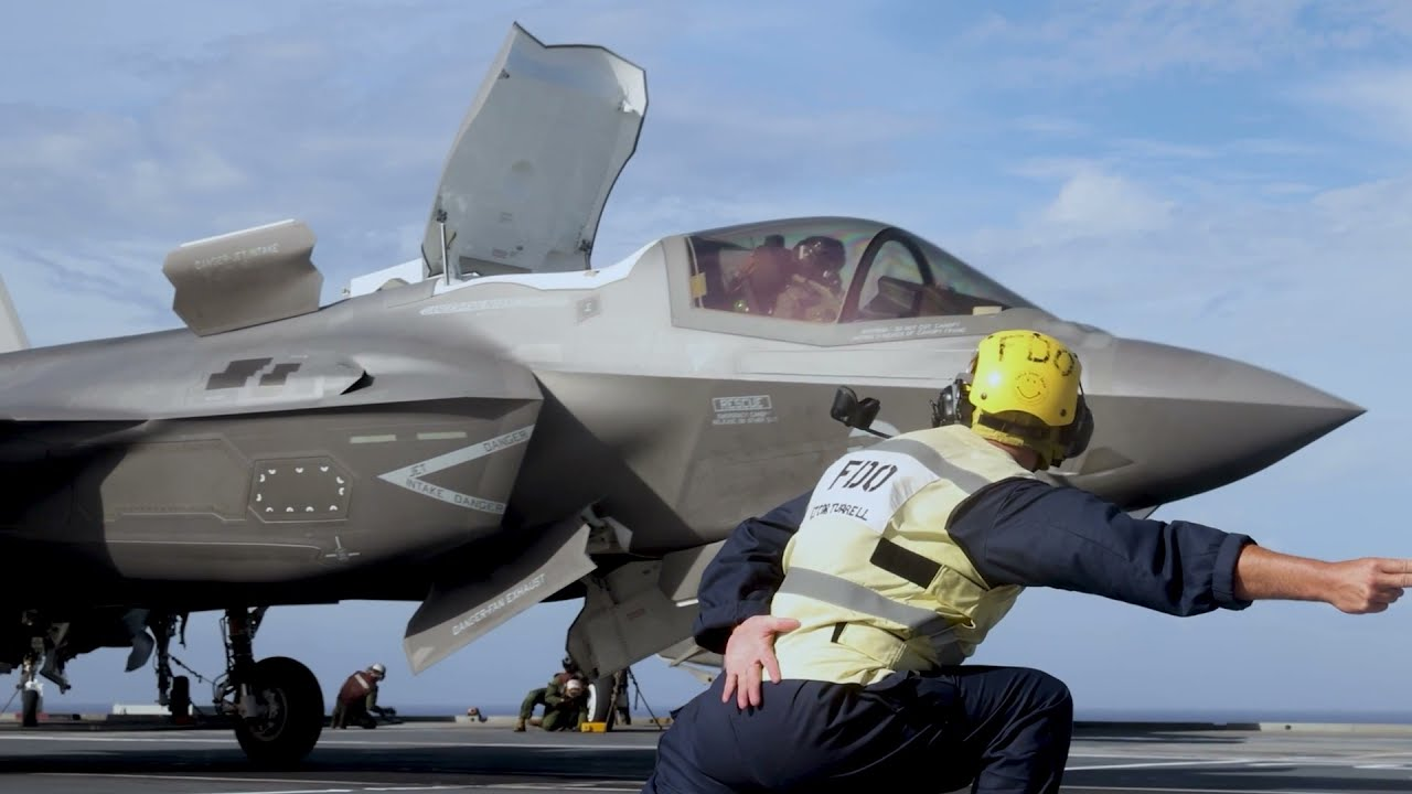 Marine Fighter Attack Squadron 242 • Initial Operations Capability • F-35B Lightning II