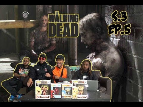 """Download The Walking Dead Season 3 Episode 5 """"Say The Word"""" Reaction/Review"""