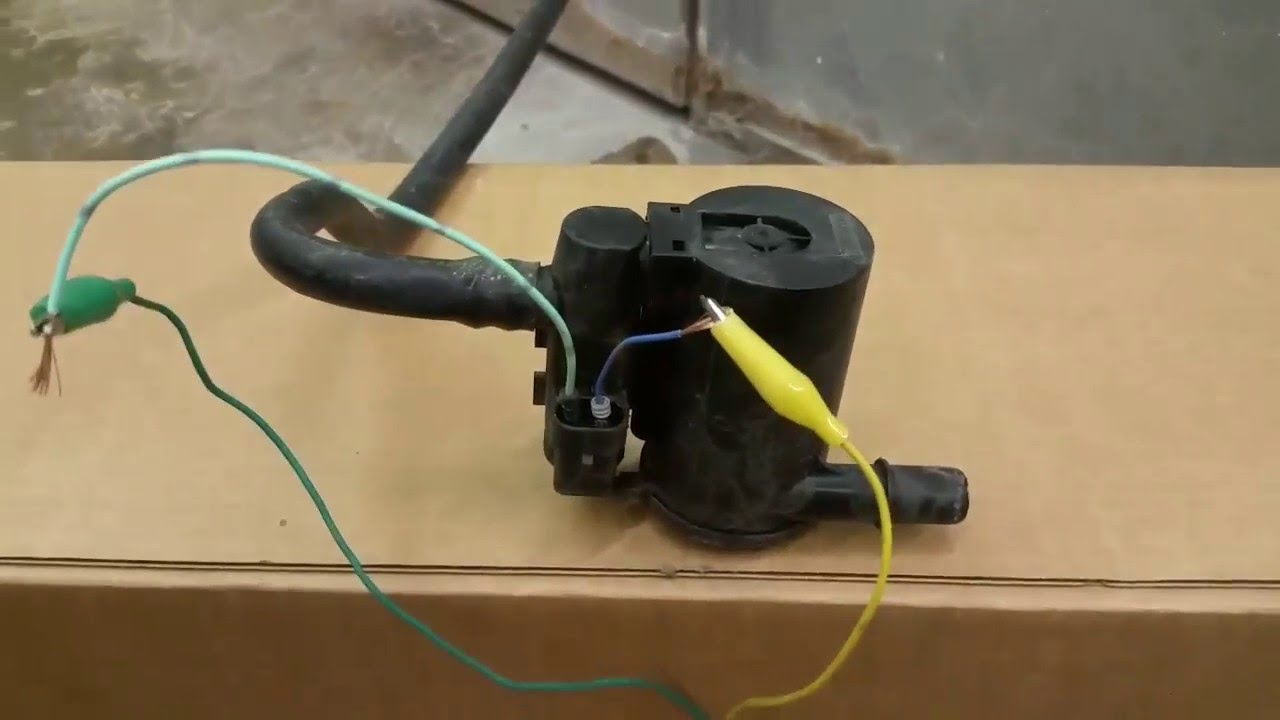 small resolution of p0449 cadillac evap system vent valve solenoid circuit
