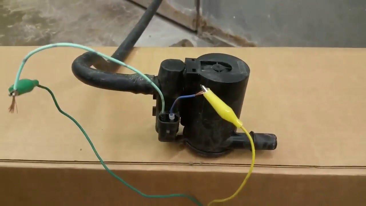 p0449 cadillac evap system vent valve solenoid circuit [ 1280 x 720 Pixel ]