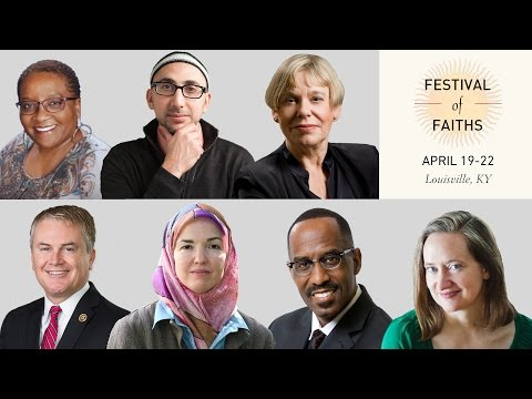 Amazing Speakers - FESTIVAL of FAITHS 2017