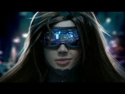 The Best Sci-Fi Cyberpunk Digital Art III