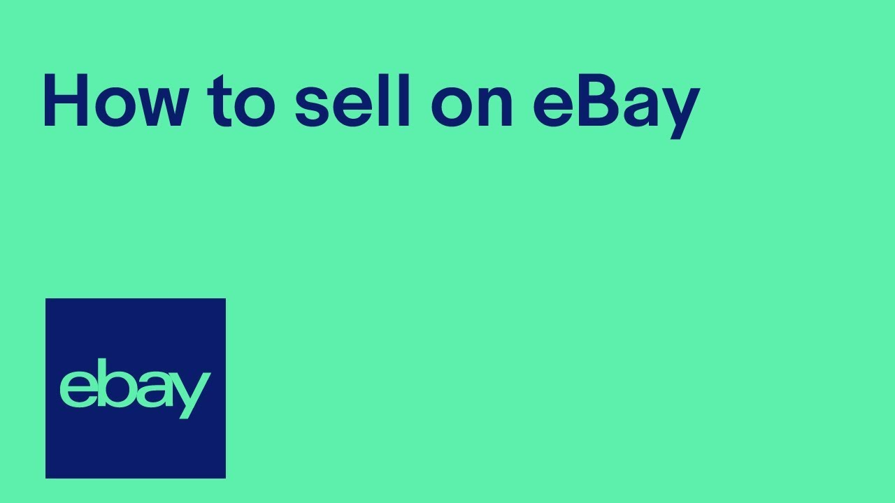 How to sell on eBay - official UK video | eBay for Business UK