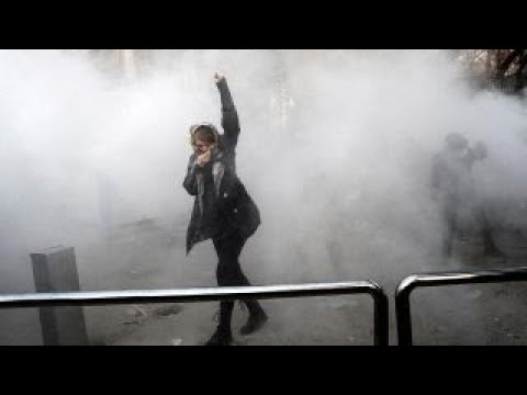 Violent protests in Iran spread to more cities