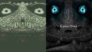 Shadow of the Colossus - COMPARAÇÃO DAS TELAS DE GAME OVER (Game Over Screens Comparison)