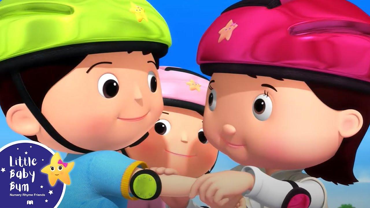 Playground Sharing Song | Best Baby Songs | Kids Cartoon | Nursery Rhymes | Little Baby Bum