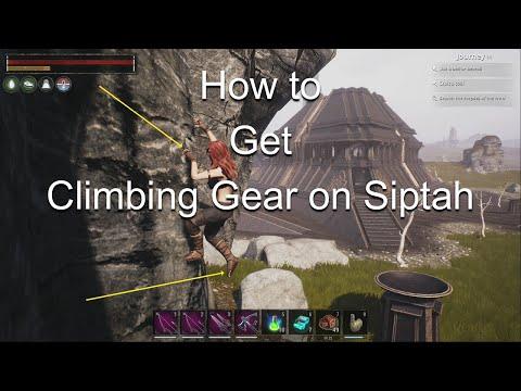 Conan Exiles Isle of Siptah Climbing Gear |