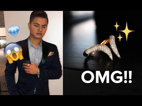MY DIAMOND RING FROM DUBAI!! | LimeLite Jewellery