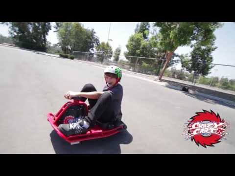 Razor Crazy Cart may be the coolest kid-size drift car money can buy