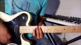 Tutorial Te Estoy Esperando Alex Campos Intro Y Solo De Guitarra