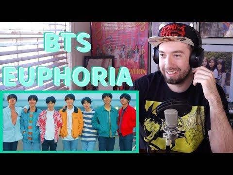 MUSICIAN REACTS | BTS - 'EUPHORIA' MV Reaction | JG-REVIEWS: KPOP