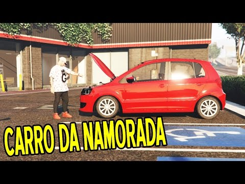COMPREI UM CARRO PARA A NAMORADA! BLITZ DA POLICIA GTA V: NOVELA DA VIDA REAL EP#55