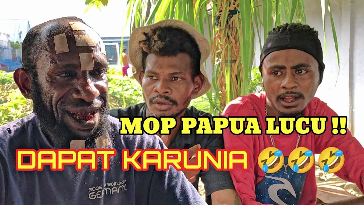 MOP PAPUA LUCU 2021 !!! PRISON KOMEDI