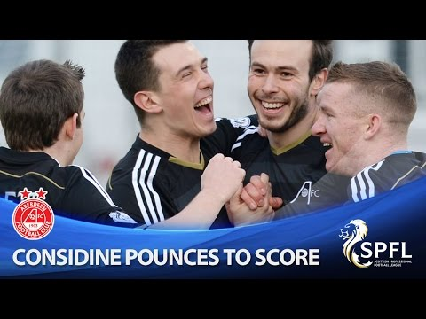 Keeper stops own goal but Considine pounces to score