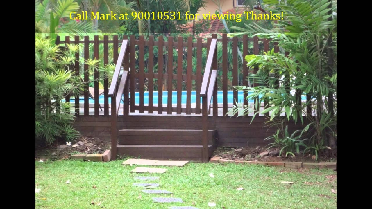 House For Rent In Singapore Grove Lane Holland - YouTube