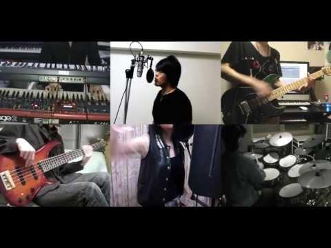 [HD]Kakumeiki Valvrave OP [Preserved Roses] Band cover