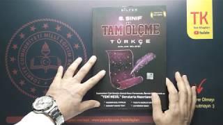 Bilfen Yayınları 8.sınıf Lgs Tam Ölçme Türkçe Kitabı - Tanıtım Videosu