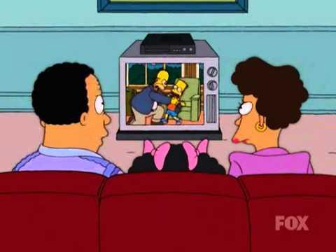 Los Simpsons - Dr. Hibbert - Ni pajaritas apretadas ni leches!!
