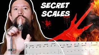 Secret Metal Scales No One Knows About