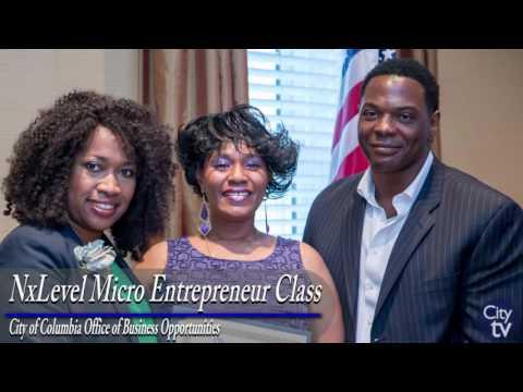 OBO's NxLevel Micro-Entrepreneur Graduation and Business Spotlight