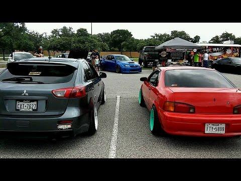 Import Vs Domestic Cars Car Show San Antonio Texas YouTube - Car show in san antonio tx