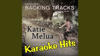 Nine Million Bicycles (Originally Performed By Katie Melua) (Karaoke Version)