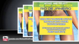 Michael Mind Project feat. Bobby Anthony & Rozette - Rio De Janeiro (Radio Edit)