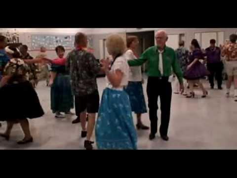 The Buttons and Bows Square Dance Club in La Mirada  8-4-07