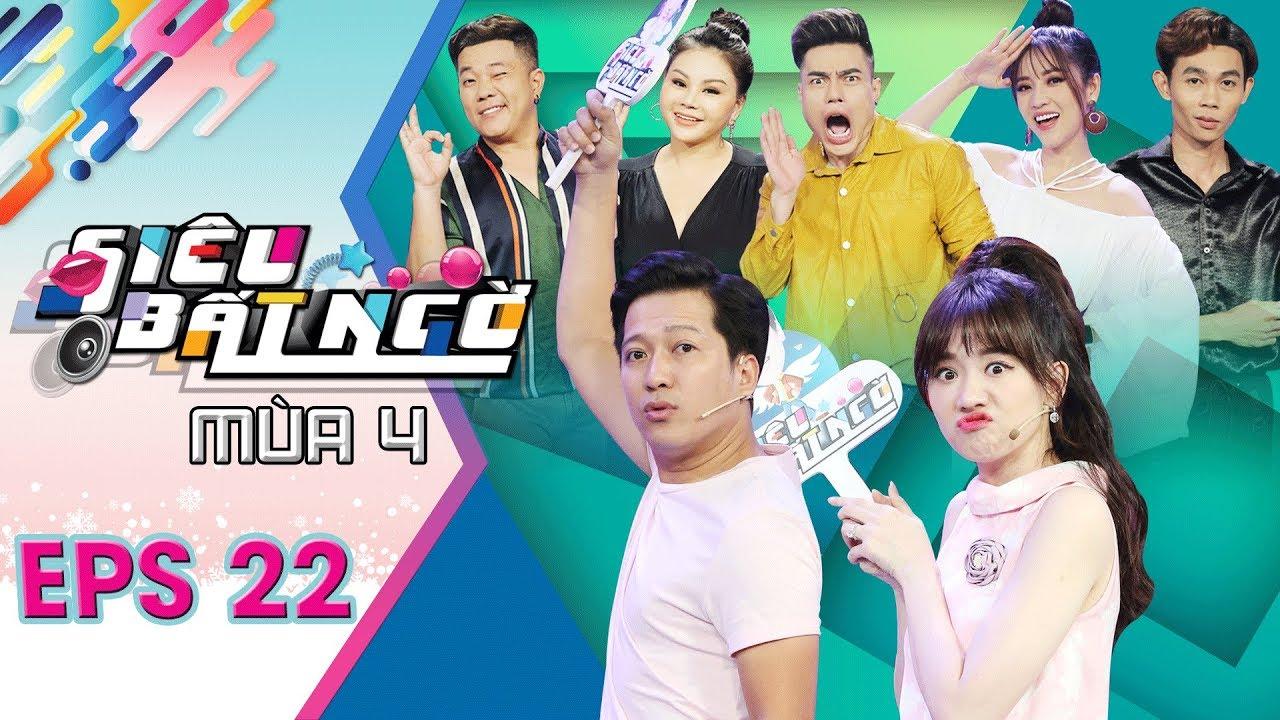 """Siêu Bất Ngờ  Mùa 4   Tập 22 Full   Lê Dương Bảo Lâm quay trở lại quyết tâm """"ăn hại"""" như xưa"""